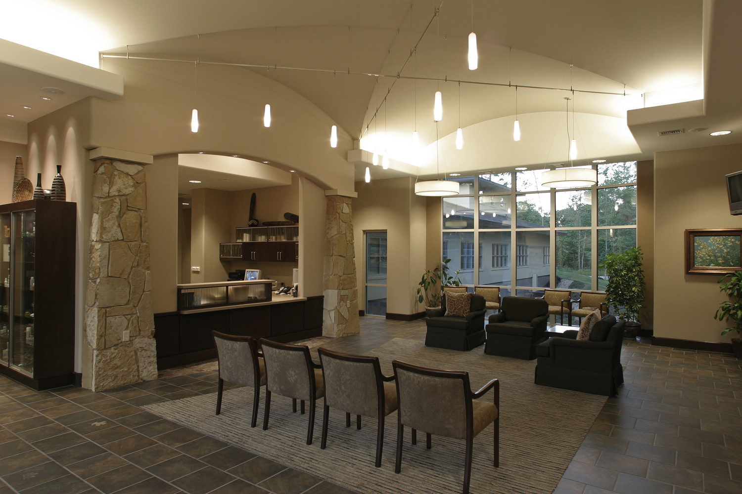 medical office architect east texas - medical facility design build firm tyler texas - tyler based healthcare architect - butler architectural group
