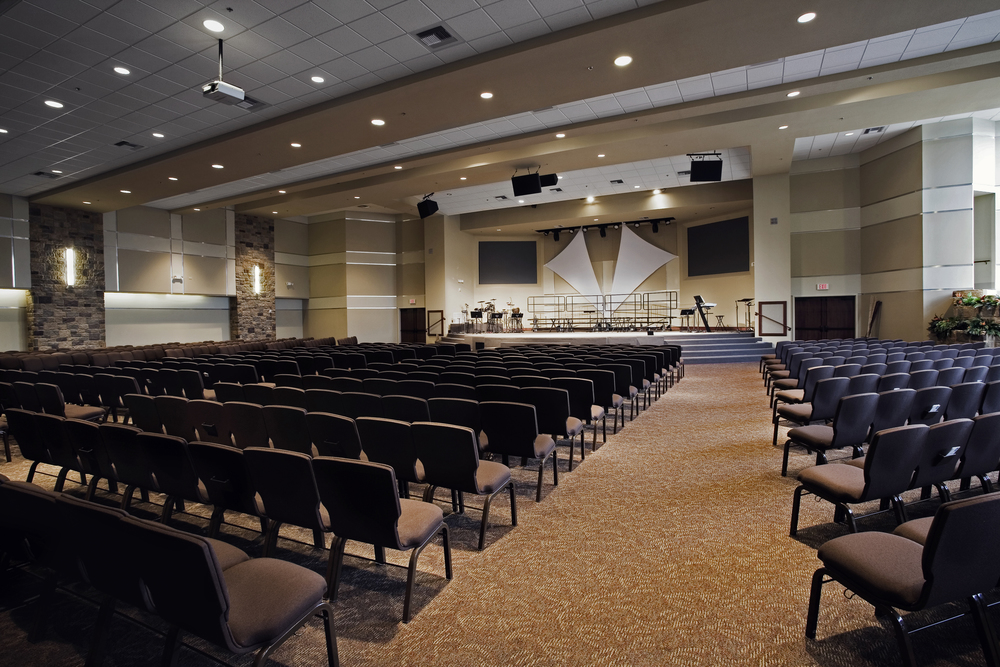 dallas area church architects - east texas design build church architects - new worship center architect tyler - butler architectural group