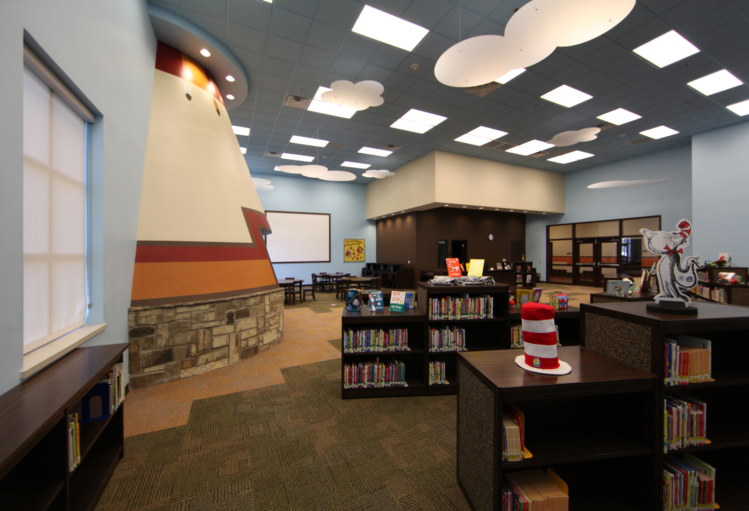 grand saline isd - rural school district architect - east texas educational designer - butler architectural group