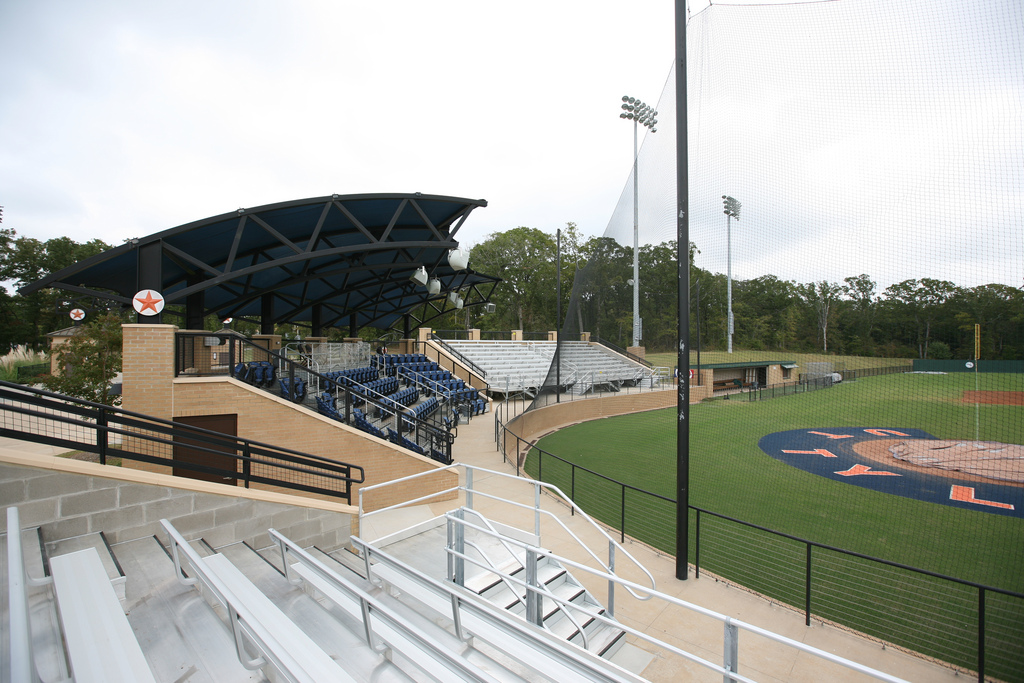 baseball field architect - sports architect east texas - design build firm tyler texas - butler architectural group