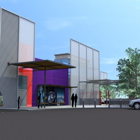 discovery science place - tyler texas science museum - tyler texas civic architects - butler architectural group