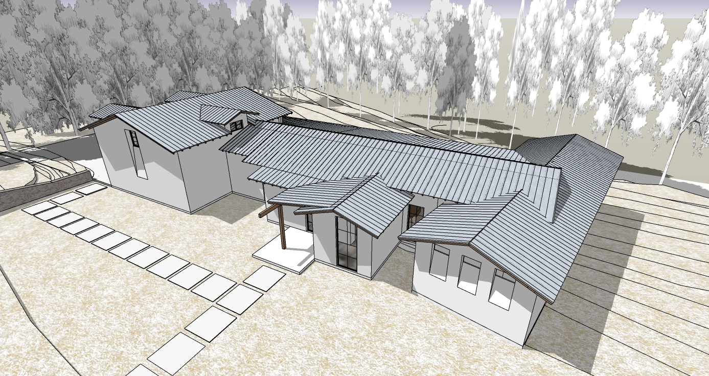 residential design east texas - cozy modern home tyler - tyler area home designer - butler architectural group