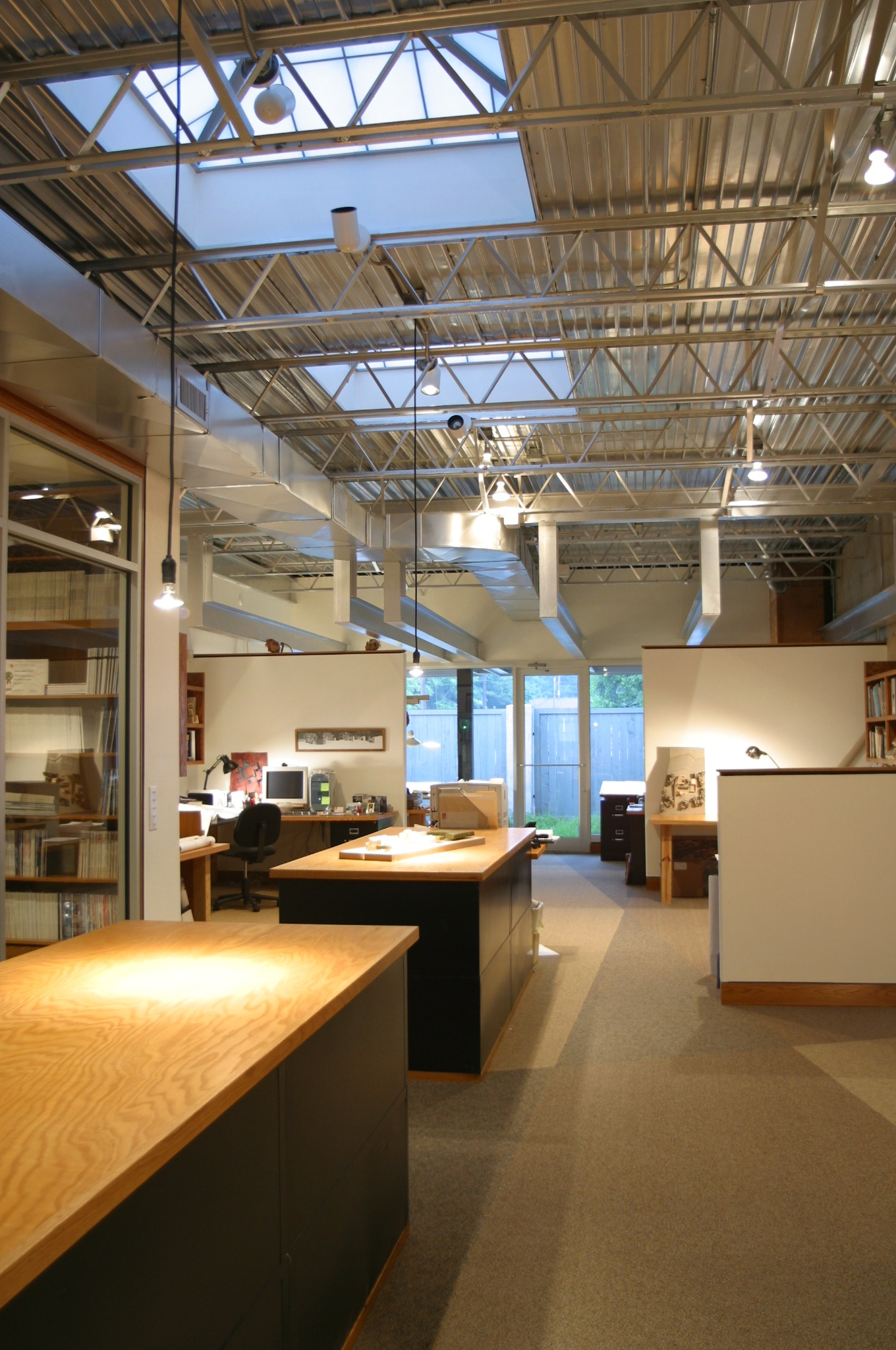 office building renovation in tyler texas - modern office remodel east texas - historic building remodel tyler - butler architectural group